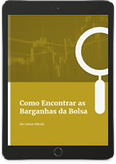 Ebook Como Encontrar as Barganhas da Bolsa